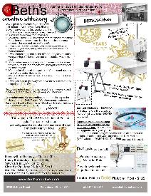 Beth S Creative Stitchery Bernina Sewing Machines Sewing